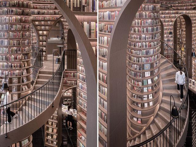 Ngỡ ngàng, tiệm sách như bước ra từ thế giới phù thủy Harry Potter - ảnh 3