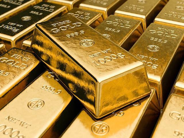 Giá vàng tiếp tục tăng dựng đứng - Ảnh 1.