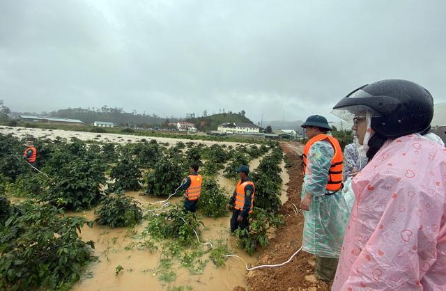 Vụ du khách bị lũ cuốn trôi tại Lâm Đồng: Đã tìm thấy thi thể cuối cùng - Ảnh 1.