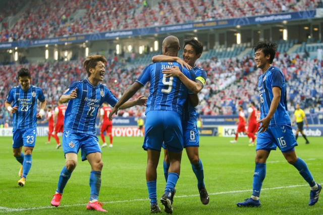 Ulsan Hyundai giành chức vô địch AFC Champions League 2020 - Ảnh 1.