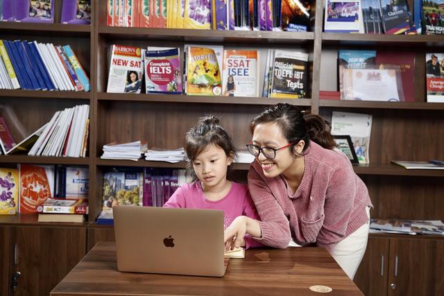 Ivy Global School công bố mô hình lớp học tương tác online với giáo viên Mỹ - Ảnh 1.