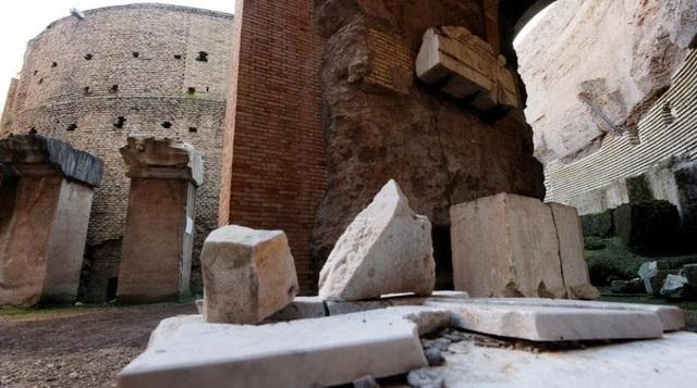 """Lăng mộ hoàng đế Rome đầu tiên được """"hồi sinh"""" - ảnh 4"""