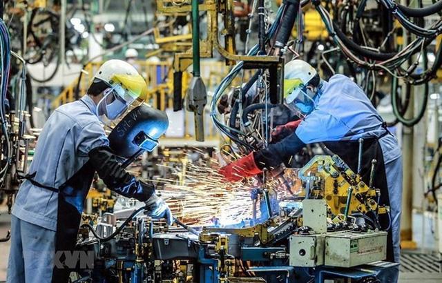 WB: Kinh tế Việt Nam tăng trưởng khoảng 6,8% trong năm 2021 - Ảnh 1.