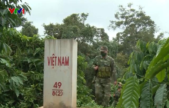 Biên phòng tăng cường phòng chống nhập cảnh trái phép qua biên giới - Ảnh 1.