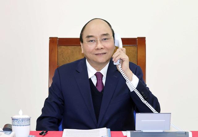 Thủ tướng Nguyễn Xuân Phúc chúc mừng Hoa Kỳ phát triển thành công 2 loại vaccine COVID-19 - Ảnh 2.