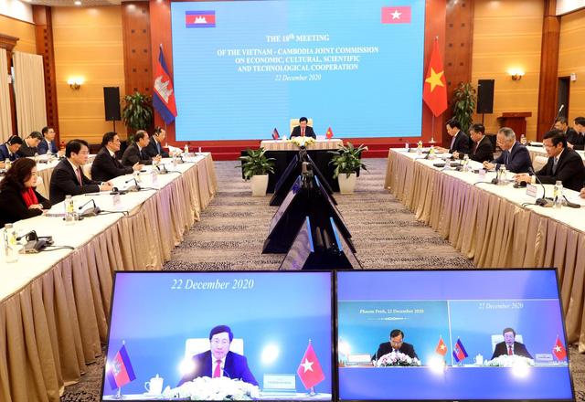 Phê chuẩn 2 văn kiện pháp lý về cắm mốc biên giới đất liền Việt Nam - Campuchia - Ảnh 3.