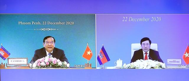 Phê chuẩn 2 văn kiện pháp lý về cắm mốc biên giới đất liền Việt Nam - Campuchia - Ảnh 4.