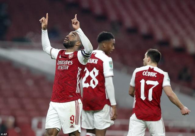 Arsenal 1-4 Man City: Thảm họa Runarsson, mạch trận thất vọng kéo dài! - Ảnh 2.
