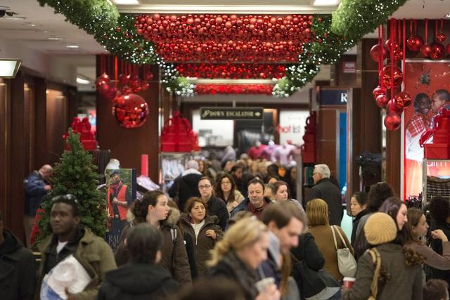 Sức ép ngành bán lẻ Mỹ mùa lễ hội 2020 - Ảnh 1.