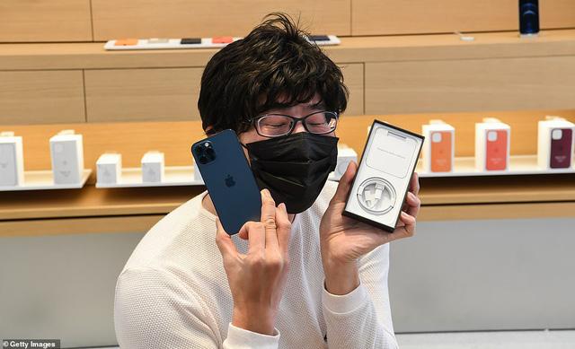 Vì sao mọi người mua iPhone? - Ảnh 2.