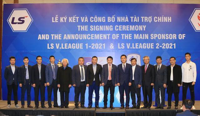 VPF lo xong nhà tài trợ 3 năm cho V.League - Ảnh 3.