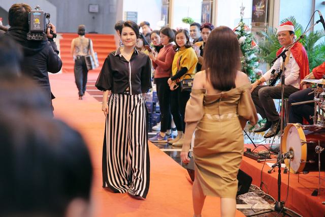 VTV Christmas go Green - Lung linh sắc màu Giáng sinh tại Đài Truyền hình Việt Nam - Ảnh 17.