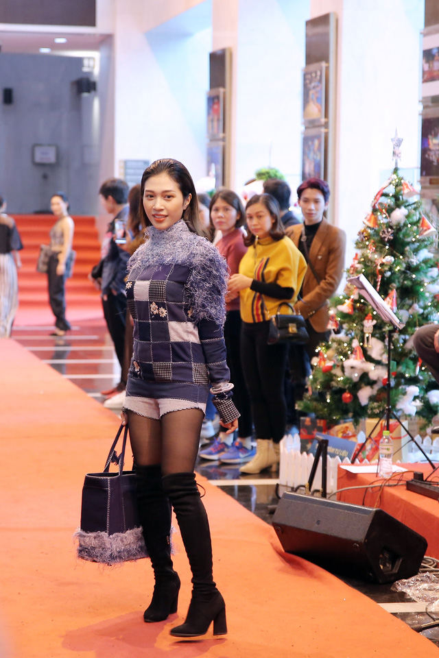 VTV Christmas go Green - Lung linh sắc màu Giáng sinh tại Đài Truyền hình Việt Nam - Ảnh 18.