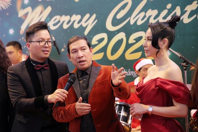 VTV Christmas go Green - Lung linh sắc màu Giáng sinh tại Đài Truyền hình Việt Nam - Ảnh 19.
