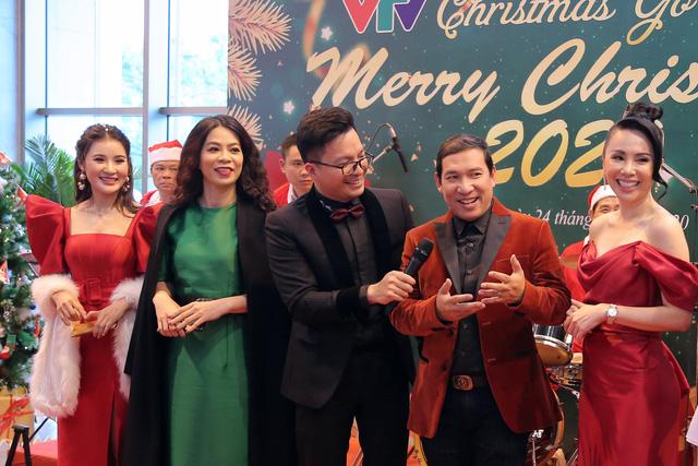 VTV Christmas go Green - Lung linh sắc màu Giáng sinh tại Đài Truyền hình Việt Nam - Ảnh 24.