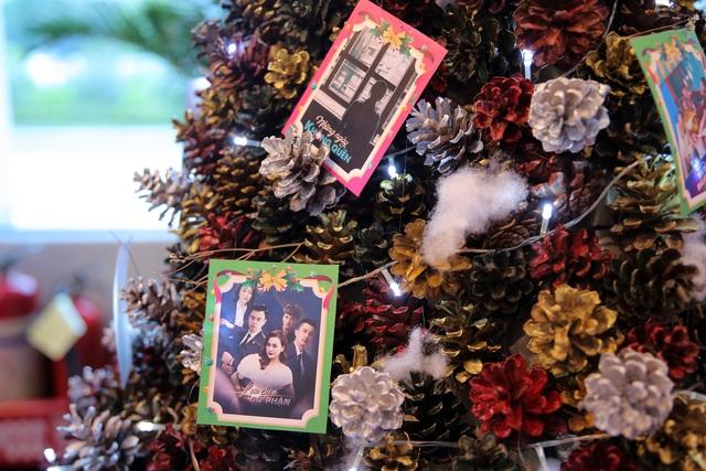 VTV Christmas go Green - Lung linh sắc màu Giáng sinh tại Đài Truyền hình Việt Nam - Ảnh 7.