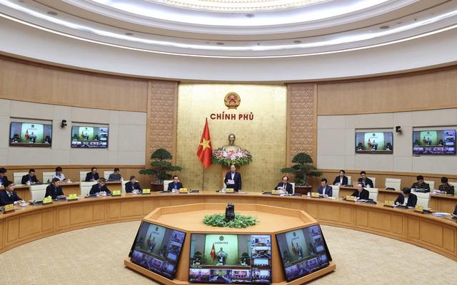 Thủ tướng chủ trì buổi làm việc về cải thiện mức sống của người lao động - Ảnh 2.