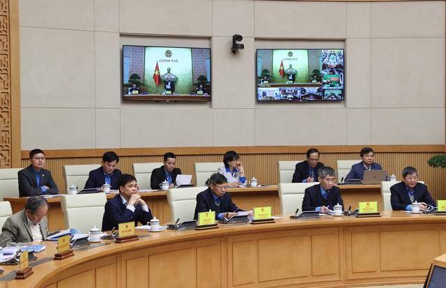 Thủ tướng chủ trì buổi làm việc về cải thiện mức sống của người lao động - Ảnh 5.