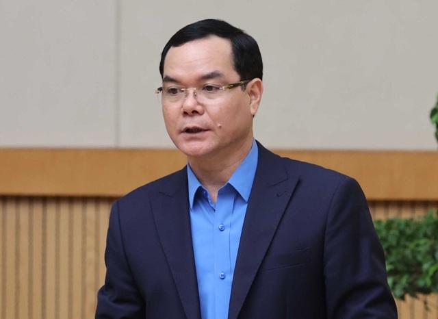 Thủ tướng chủ trì buổi làm việc về cải thiện mức sống của người lao động - Ảnh 1.