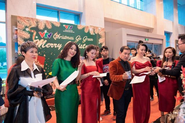 VTV Christmas go Green - Lung linh sắc màu Giáng sinh tại Đài Truyền hình Việt Nam - Ảnh 15.