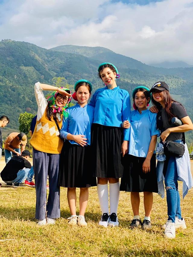Thanh Lam song ca với con gái trong Đón Tết cùng VTV 2021 - Ảnh 1.