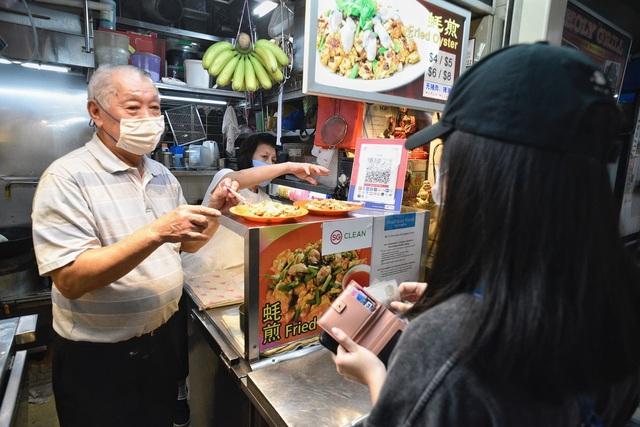 Ẩm thực hàng rong Singapore được công nhận là di sản văn hóa - ảnh 2