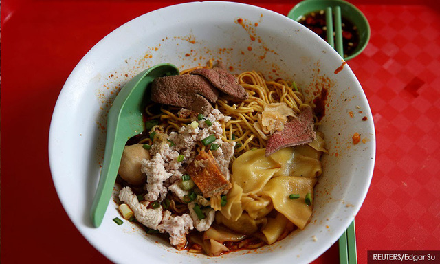 Ẩm thực hàng rong Singapore được công nhận là di sản văn hóa - ảnh 3