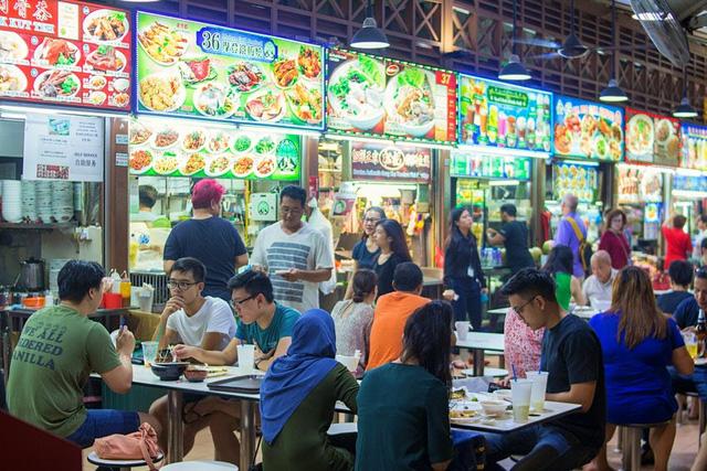 Ẩm thực hàng rong Singapore được công nhận là di sản văn hóa - ảnh 4