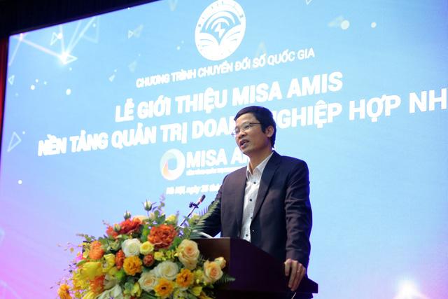 Misa Amis - Nền tảng quản trị doanh nghiệp hợp nhất Make in Vietnam trình làng - Ảnh 2.