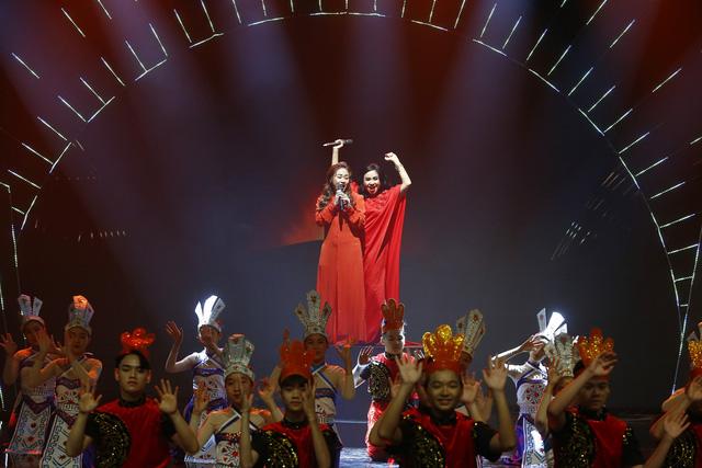 Thanh Lam song ca với con gái trong Đón Tết cùng VTV 2021 - Ảnh 8.