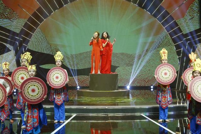 Thanh Lam song ca với con gái trong Đón Tết cùng VTV 2021 - Ảnh 7.
