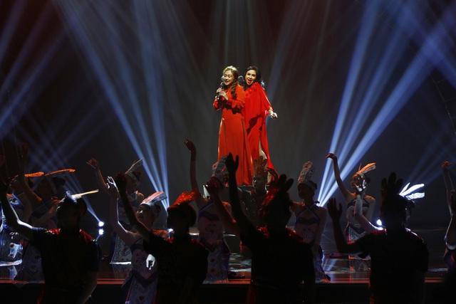 Thanh Lam song ca với con gái trong Đón Tết cùng VTV 2021 - Ảnh 3.
