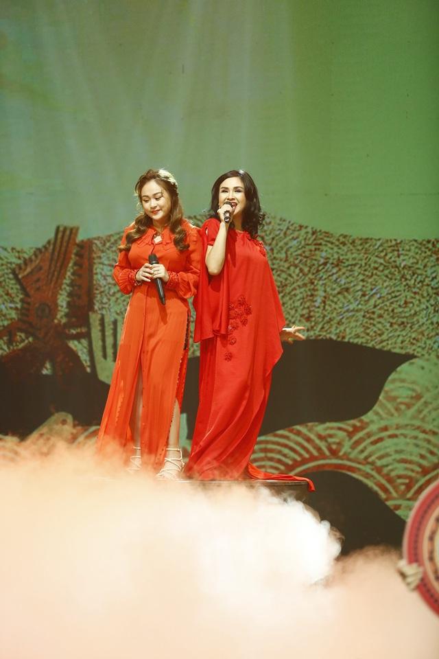 Thanh Lam song ca với con gái trong Đón Tết cùng VTV 2021 - Ảnh 5.