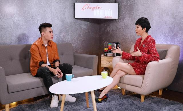 Lê Dương Bảo Lâm bị stress khi một thời gian dài không ai mời show - Ảnh 1.
