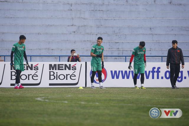 ẢNH: U22 Việt Nam sẵn sàng cho trận tái đấu với các đàn anh - Ảnh 2.