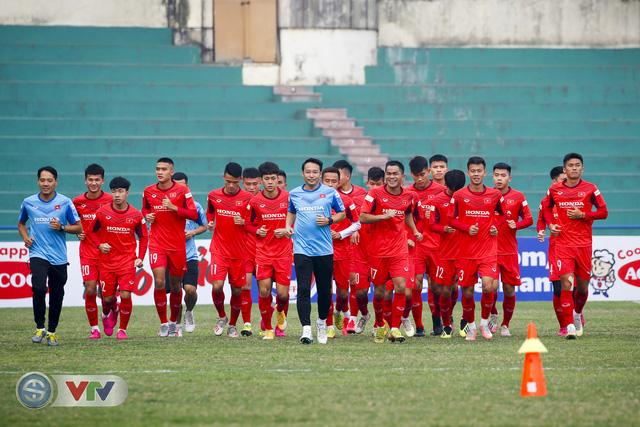 ẢNH: U22 Việt Nam sẵn sàng cho trận tái đấu với các đàn anh - Ảnh 1.