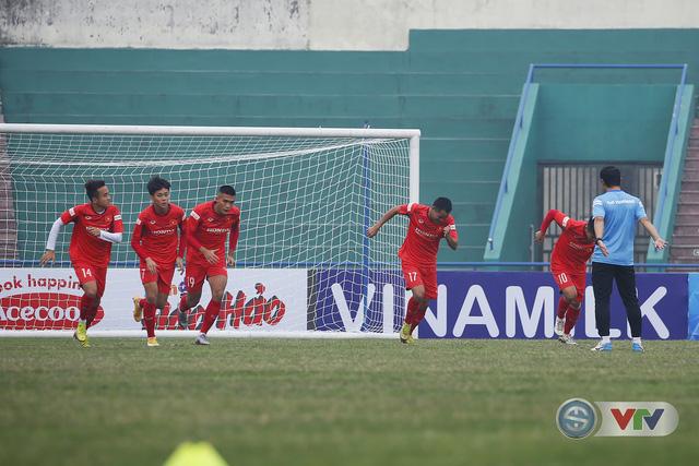 ẢNH: U22 Việt Nam sẵn sàng cho trận tái đấu với các đàn anh - Ảnh 4.