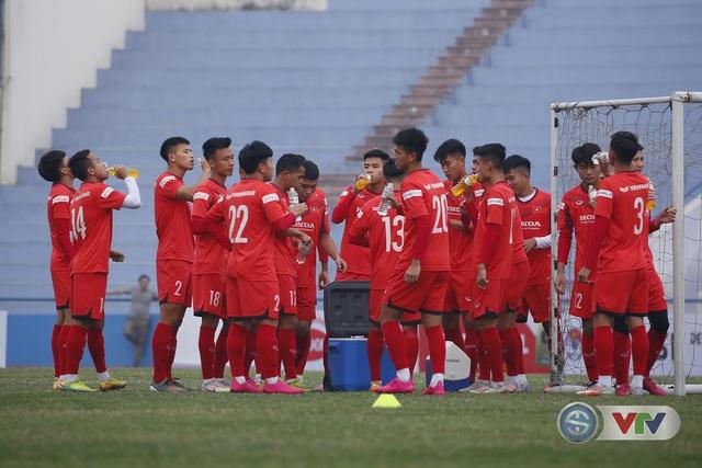 ẢNH: U22 Việt Nam sẵn sàng cho trận tái đấu với các đàn anh - Ảnh 11.
