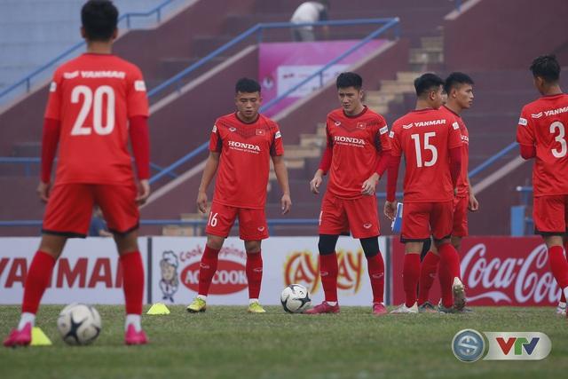 ẢNH: U22 Việt Nam sẵn sàng cho trận tái đấu với các đàn anh - Ảnh 8.