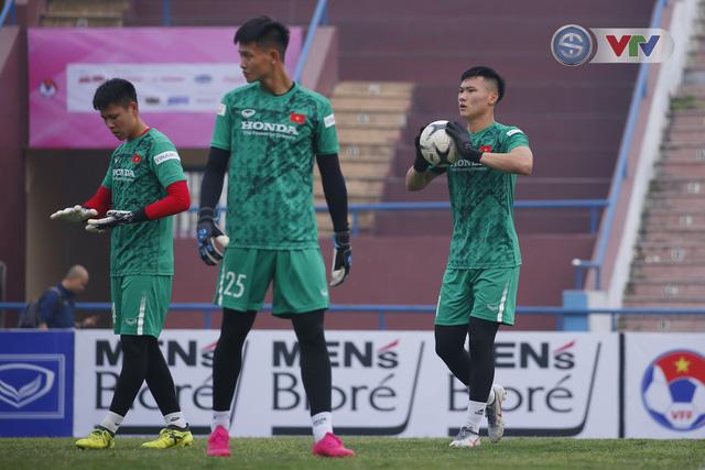 ẢNH: U22 Việt Nam sẵn sàng cho trận tái đấu với các đàn anh - Ảnh 9.