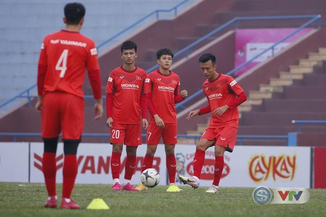ẢNH: U22 Việt Nam sẵn sàng cho trận tái đấu với các đàn anh - Ảnh 7.
