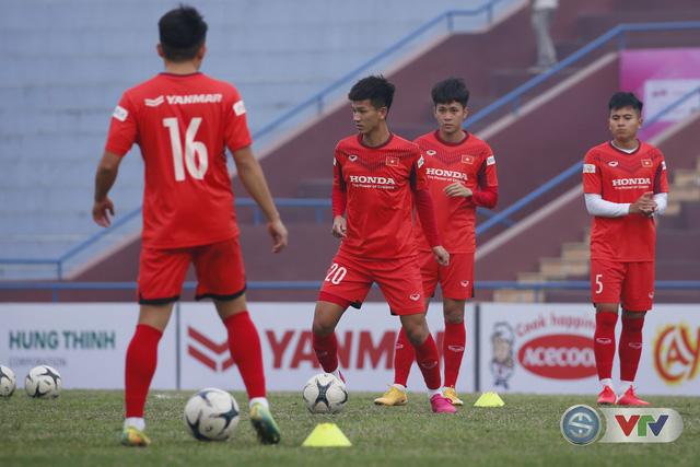 ẢNH: U22 Việt Nam sẵn sàng cho trận tái đấu với các đàn anh - Ảnh 6.