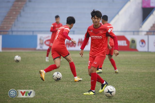 ẢNH: U22 Việt Nam sẵn sàng cho trận tái đấu với các đàn anh - Ảnh 10.
