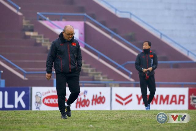 ĐT Việt Nam sẵn sàng đội hình mạnh nhất để đấu U22 Việt Nam - Ảnh 1.