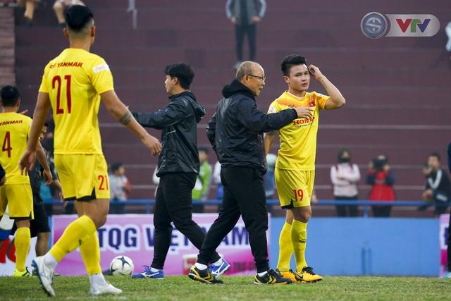ĐT Việt Nam sẵn sàng đội hình mạnh nhất để đấu U22 Việt Nam - Ảnh 5.