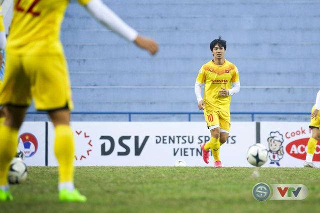 ĐT Việt Nam sẵn sàng đội hình mạnh nhất để đấu U22 Việt Nam - Ảnh 3.