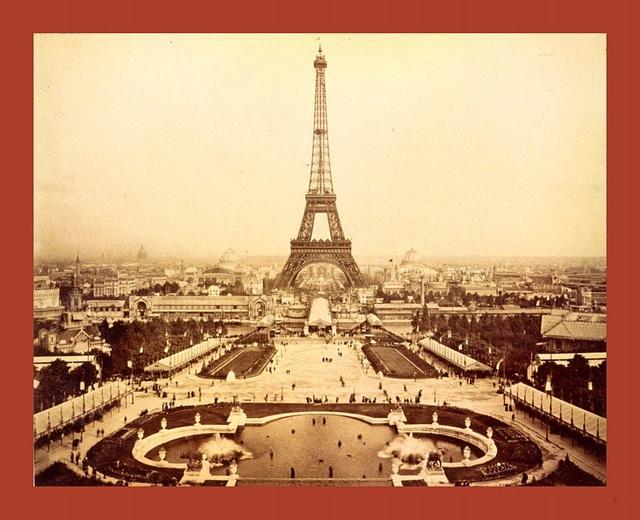 10 sự thật thú vị có thể bạn chưa biết về tháp Eiffel - ảnh 2