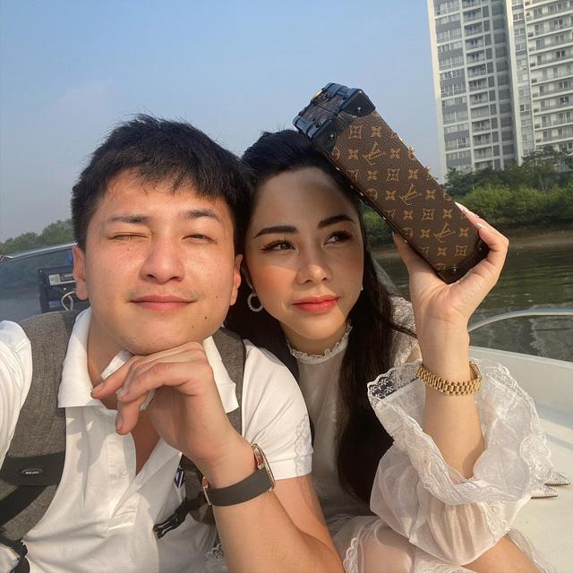 Đăng ảnh gợi cảm của bạn gái hơn tuổi, Huỳnh Anh phẫn nộ vì những lời chê bai - Ảnh 2.