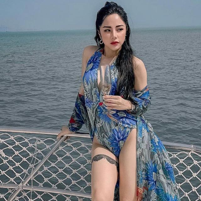 Đăng ảnh gợi cảm của bạn gái hơn tuổi, Huỳnh Anh phẫn nộ vì những lời chê bai - Ảnh 5.