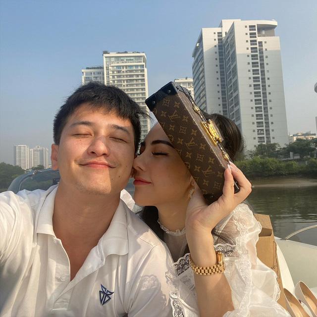 Đăng ảnh gợi cảm của bạn gái hơn tuổi, Huỳnh Anh phẫn nộ vì những lời chê bai - Ảnh 9.